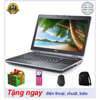 laptop dell latitude e6520 i5 15.6 inch ram 4 gb hdd 500gb hàng nhập khẩu mỹ full box zin all bảo hành 12 tháng