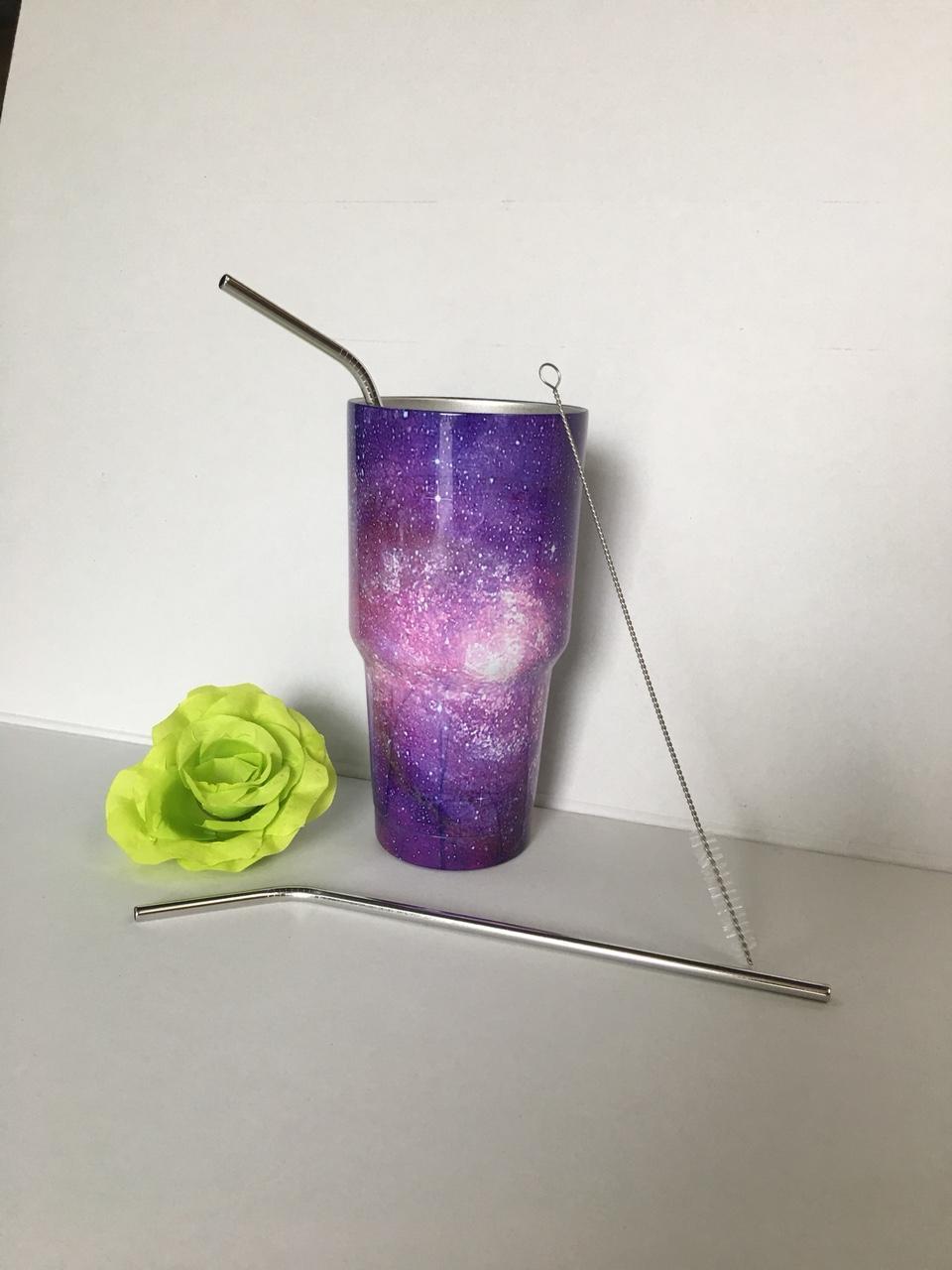 Phụ kiện ly yeti - Ống hút Inox 24x0.6cm