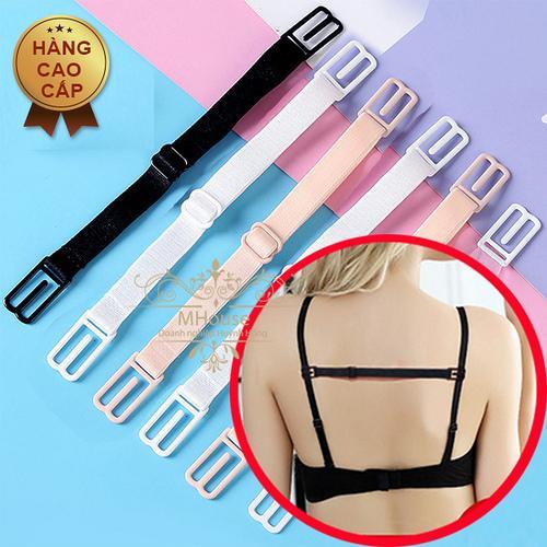 Combo 3 dây cố định áo ngực tránh tuột dây. Giấu dây áo sát nách, áo ba lỗ.