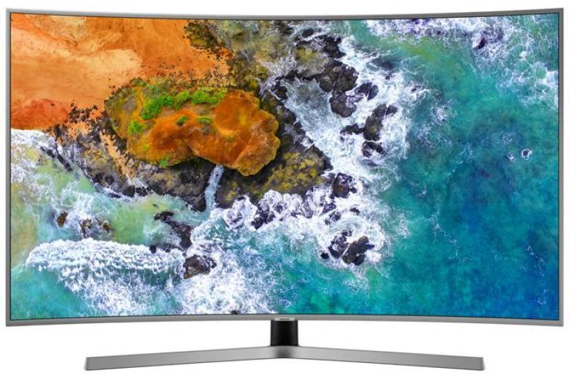Bảng giá Smart Tivi Cong Samsung UA49NU7500 55 inch 4K New 2018