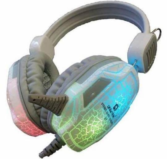 Tai nghe chụp tai chuyên Game Net A7 có LED