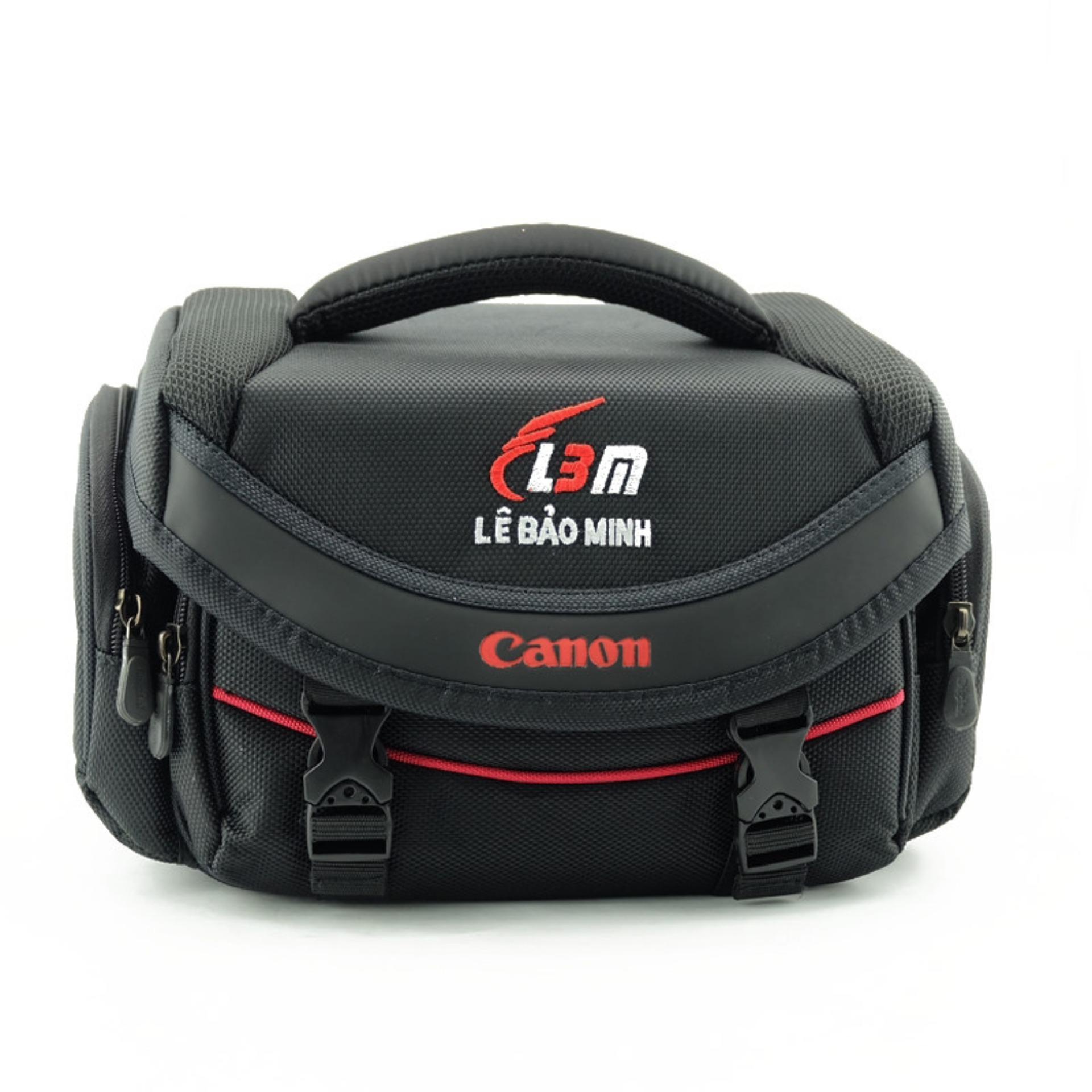 Túi đựng máy ảnh Canon Lê Bảo Minh -DNStore