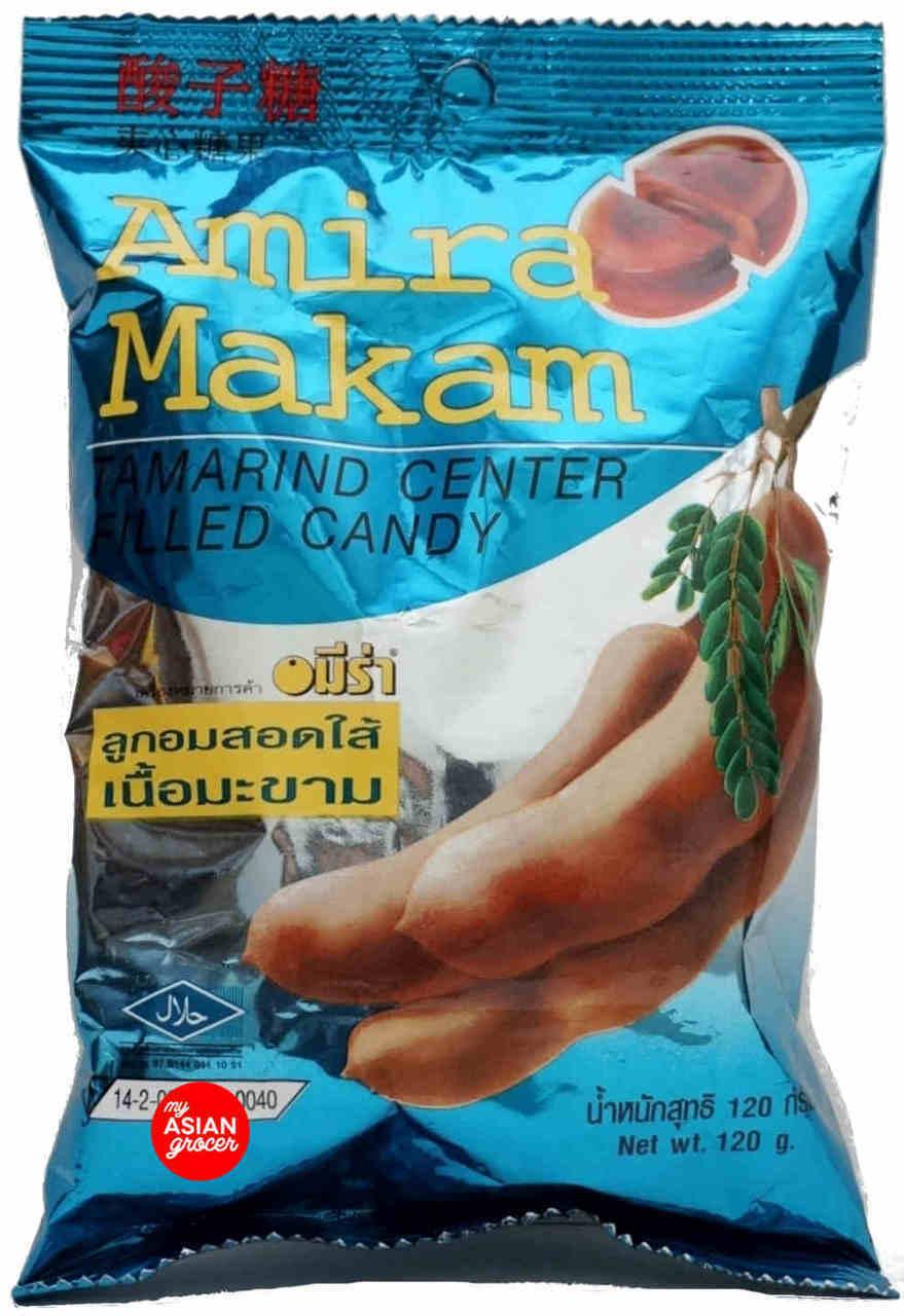 Kẹo me AMIRA Makam Thailand 120g