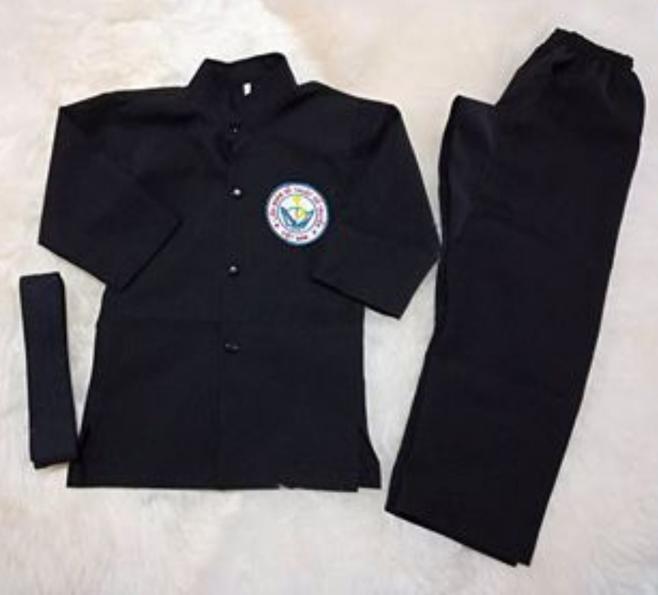 Hình ảnh Võ phục võ cổ truyền tiêu chuẩn - quần áo võ cổ truyền quy định