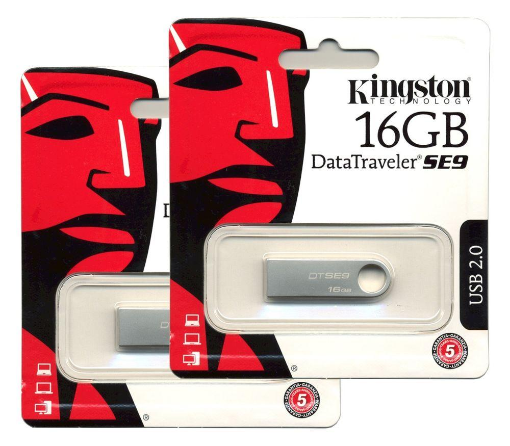 USB Kingston 2.0 DataTraveler SE9 16GB - GIÁ RẺ