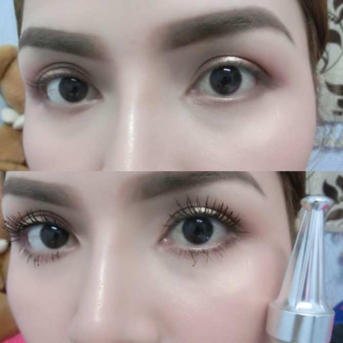 mascara benefit 3d browtones 8ml  cay