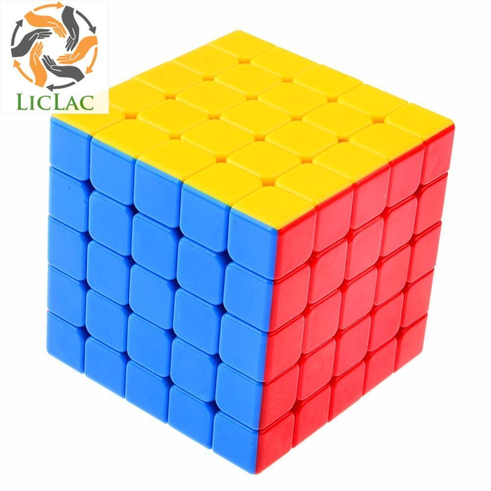 Rubik Cube - Ju Xing Toys 5x5x5 Không Viền Loại...