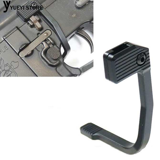 YYSL Bolt Extender Black Aluminum Refillable AK-47/74 SAIGA 5.56, 223 M16/M4