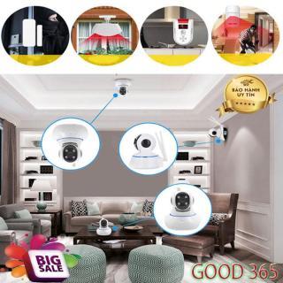 Camera yoosee giá rẻ,Camera Yoosee trong nhà cao cấp, góc quay rộng, lên xuống 120 độ, xung quanh 350 độ, bảo hành 1 đổi 1 bởi Good 365.1 thumbnail