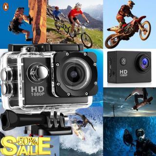 Camera hành trình chống nước 4K SPORT Ultra HD DV, Camera Hành Trình 1080 Sports Cao Cấp Nhỏ Gọn Lấy Nét Hd Tự Động Chụp Hình Quay Video Chất Lượng Hd1080 Hình Sắc Nét.Giảm Giá(50%)Mr8495 thumbnail