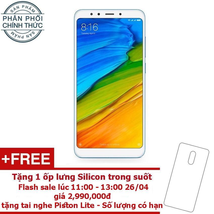 Xiaomi Redmi 5 32GB Ram 3GB (Xanh) - Hãng phân...