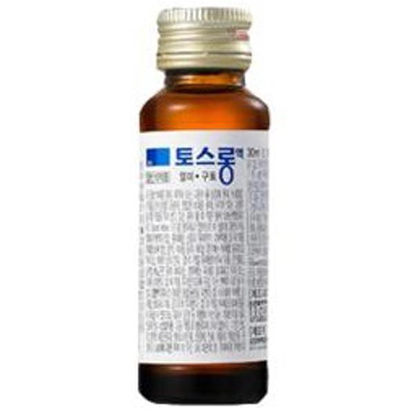 Nước uống chống say tàu xe DONGSUNG Hàn Quốc chai 30ml