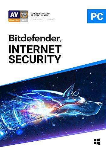 Phần Mềm Bitdefender Internet Security  2019 1 năm/1user