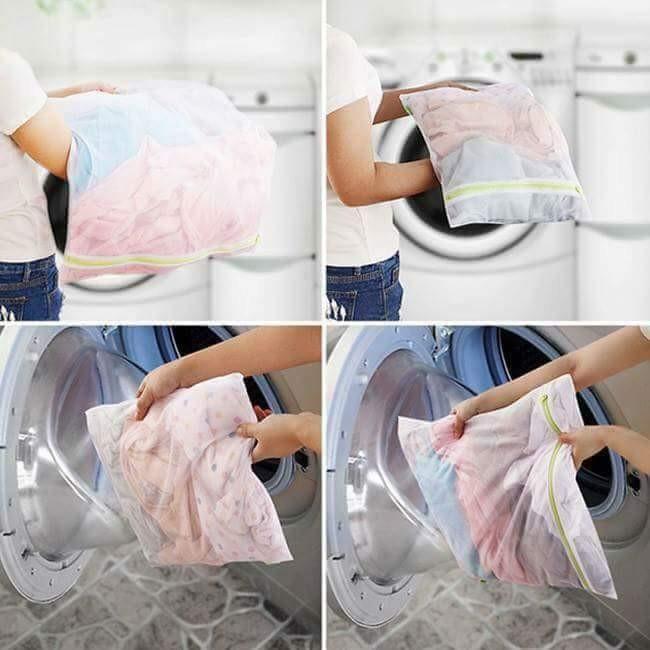 Túi lưới giặt