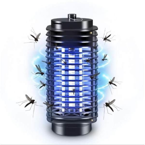 Đèn bắt muỗi và diệt côn trùng hình tháp Tower