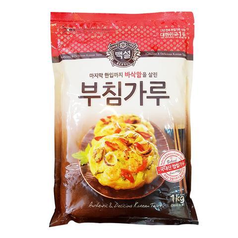 Bột Chiên Giòn Hàn Quốc Beksul đặc biệt 1kg