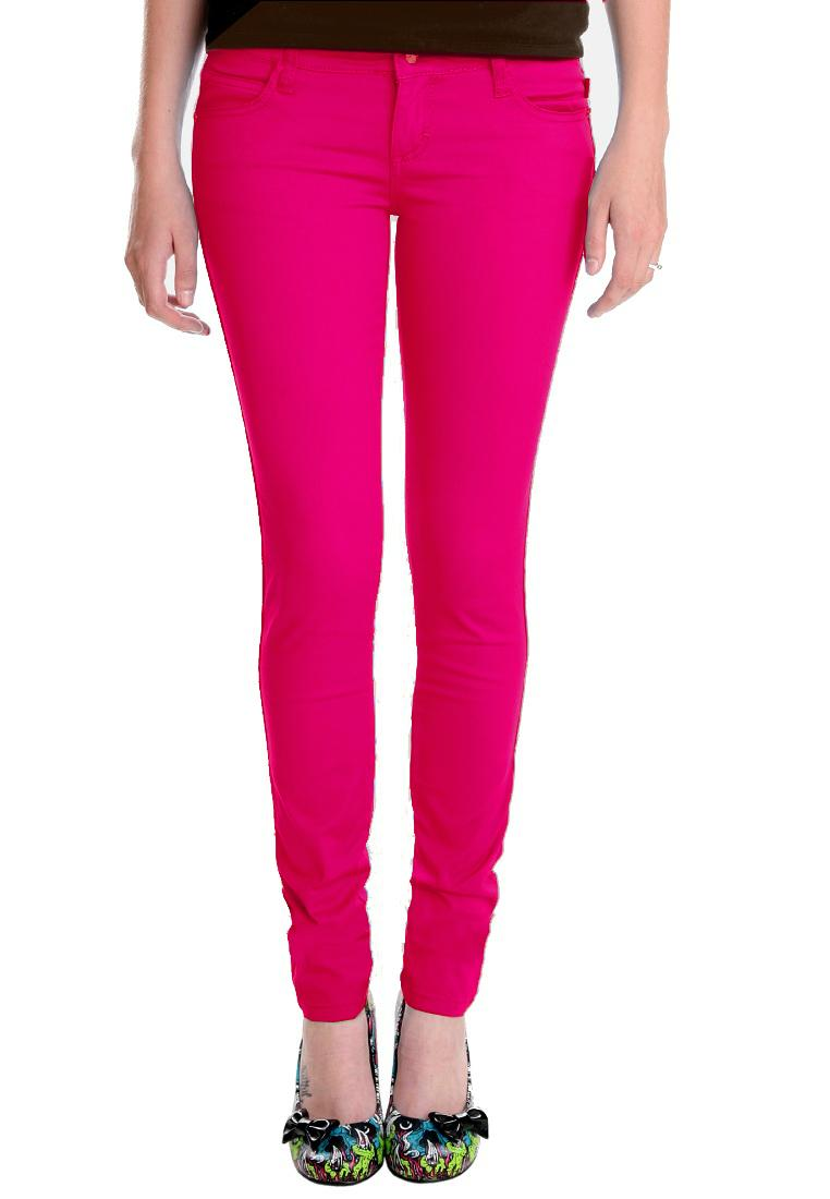 Quần jeans nữ dáng bó skinny jeans nữ SoYoung WM JEANS 001