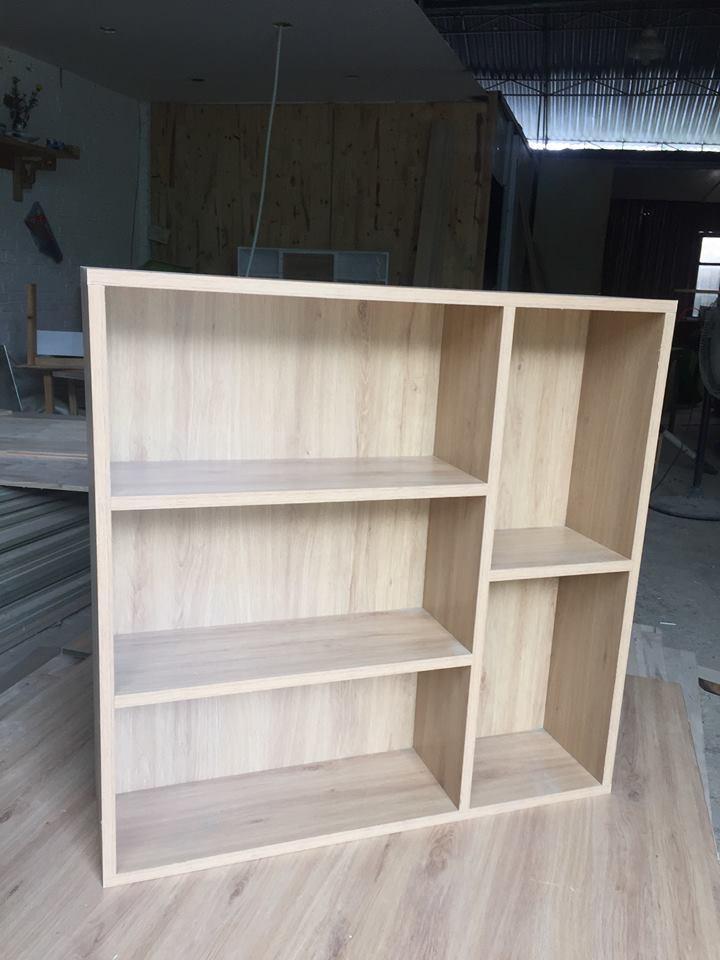 Kệ sách gỗ đẹp