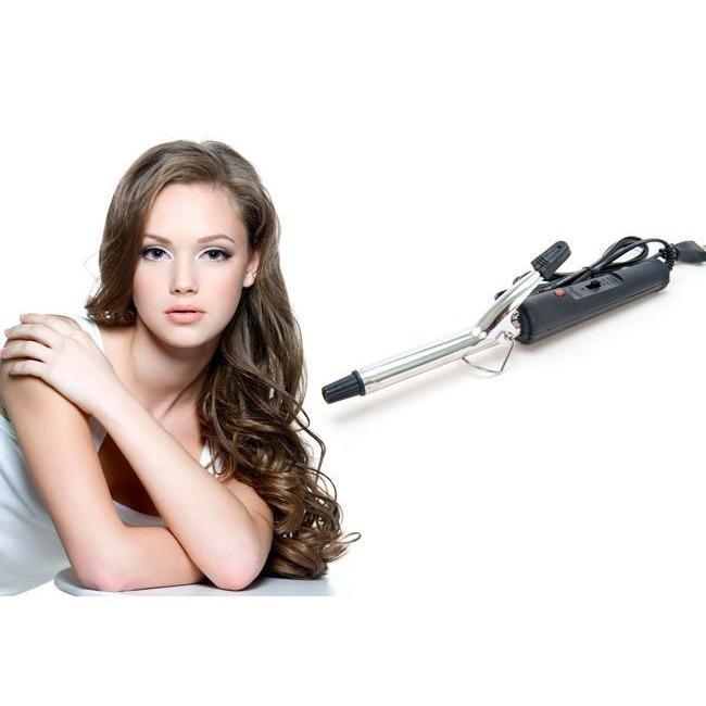 máy uốn tóc tạo kiểu mini