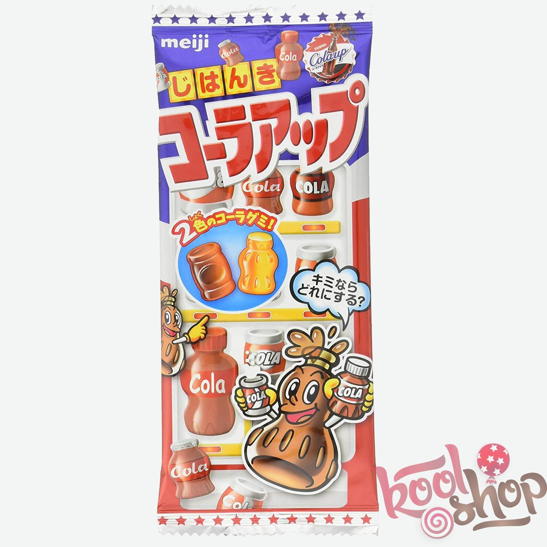 Kẹo dẻo Meiji chai Cola