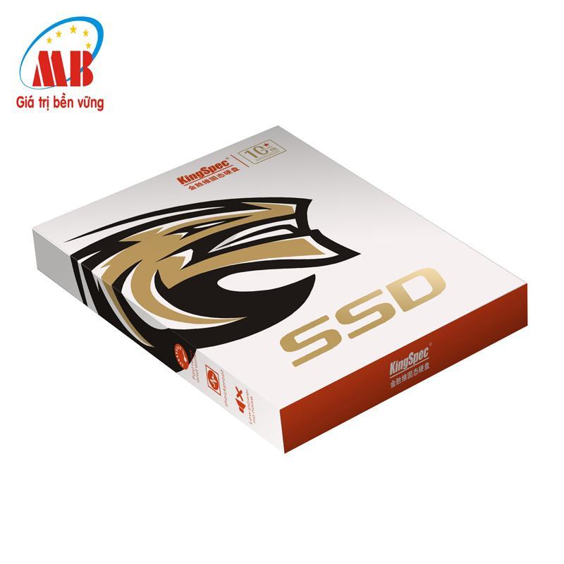 Ổ cứng SSD Kingspec P3-256 2.5 Sata3 256Gb - Hàng chính hãng