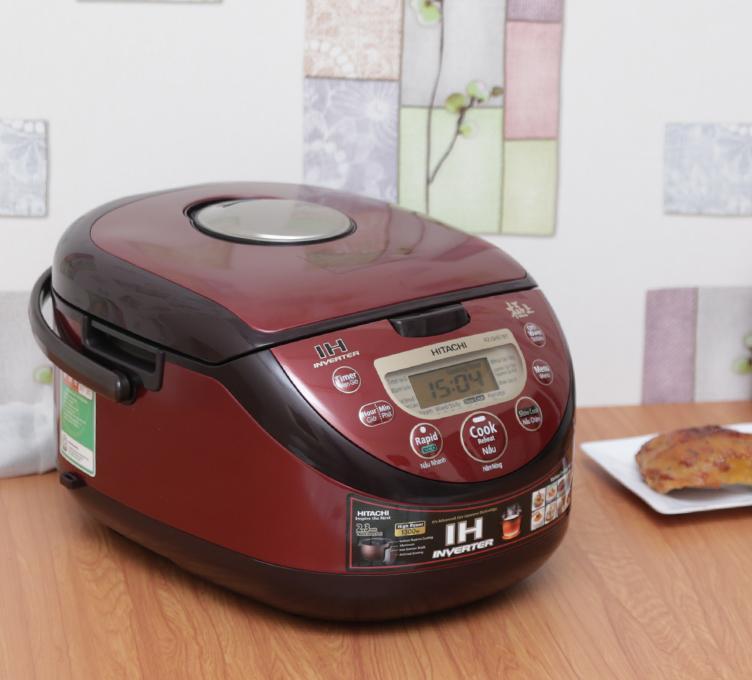 Nồi cơm điện từ Hitachi RZ-GHE18 1.8 lít