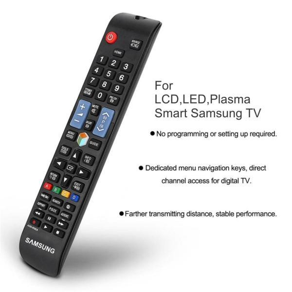 Bảng giá Điều khiển TV Samsung LCD LED Plasma Smart TV (Loại tốt)