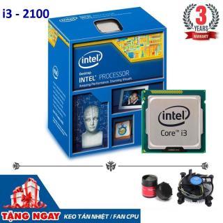 CPU INTEL CORE I3 2120 3.30GHZ Sk 1155 - Bảo hành 3 năm + Tặng quạt chip và keo tản nhiệt CH M04 - Hàng Nhập khẩu thumbnail