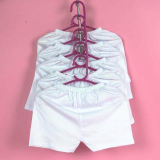 Set 10 quần chục màu trắng Bosini cho bé từ 3-17kg thumbnail