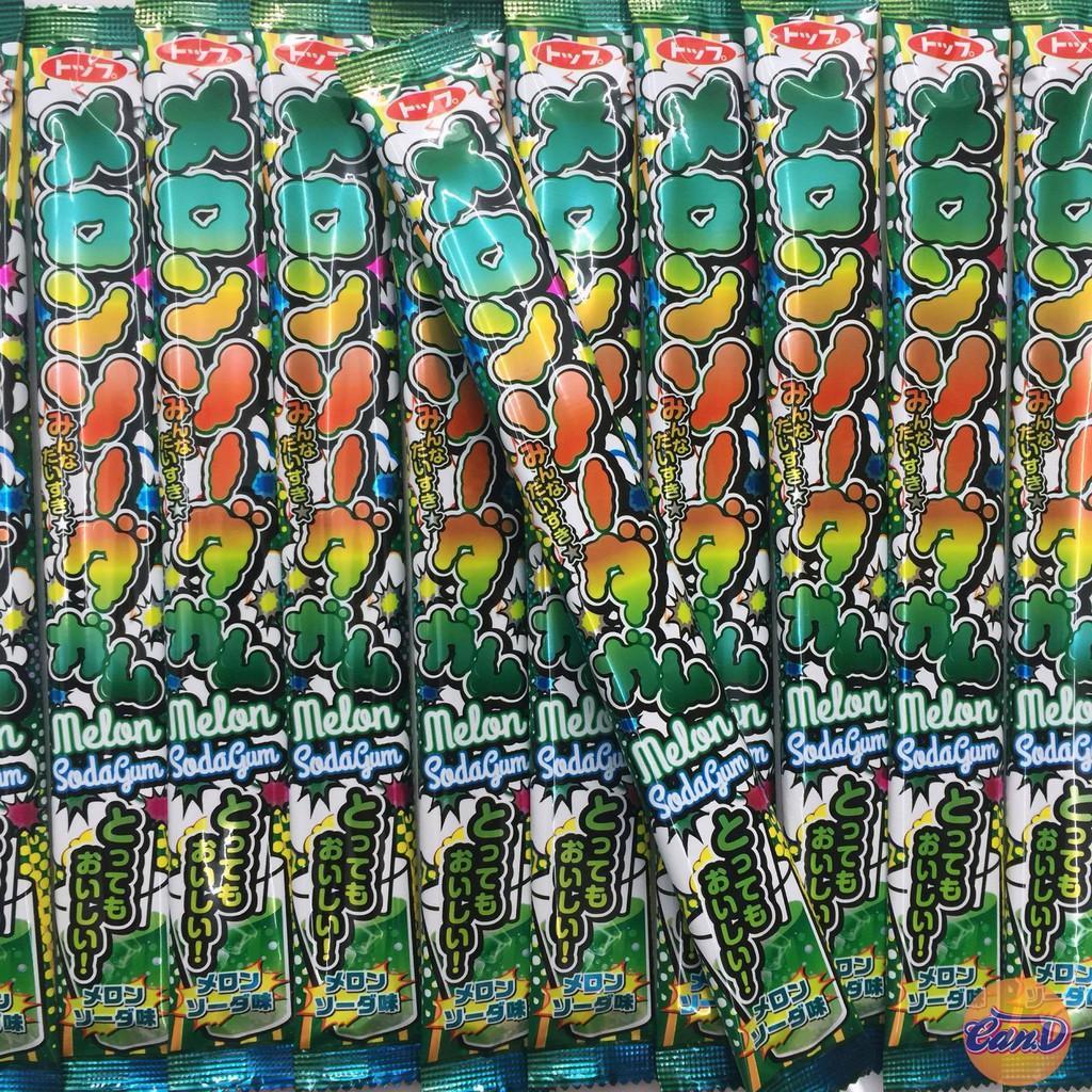 Singum siêu dài Melon Soda Gum