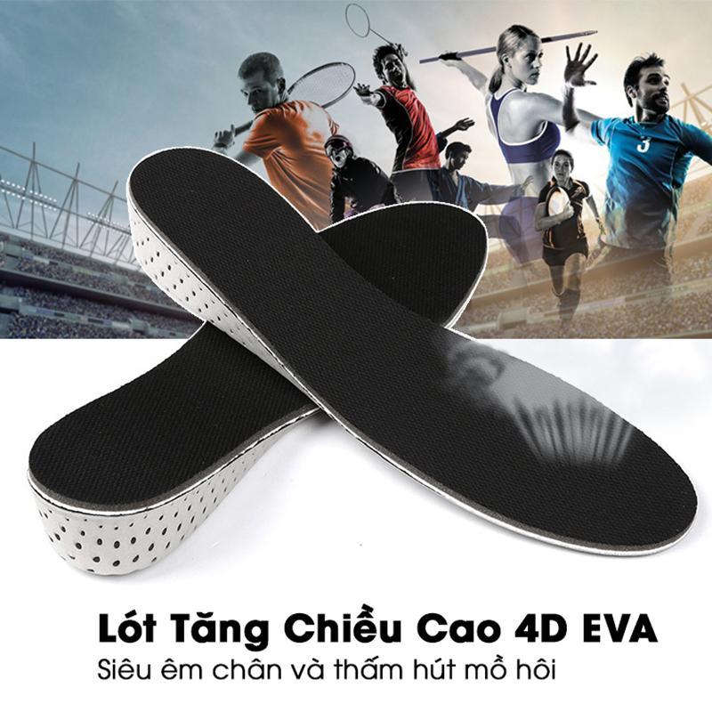 Lót Giày Tăng Chiều Cao 4D EVA