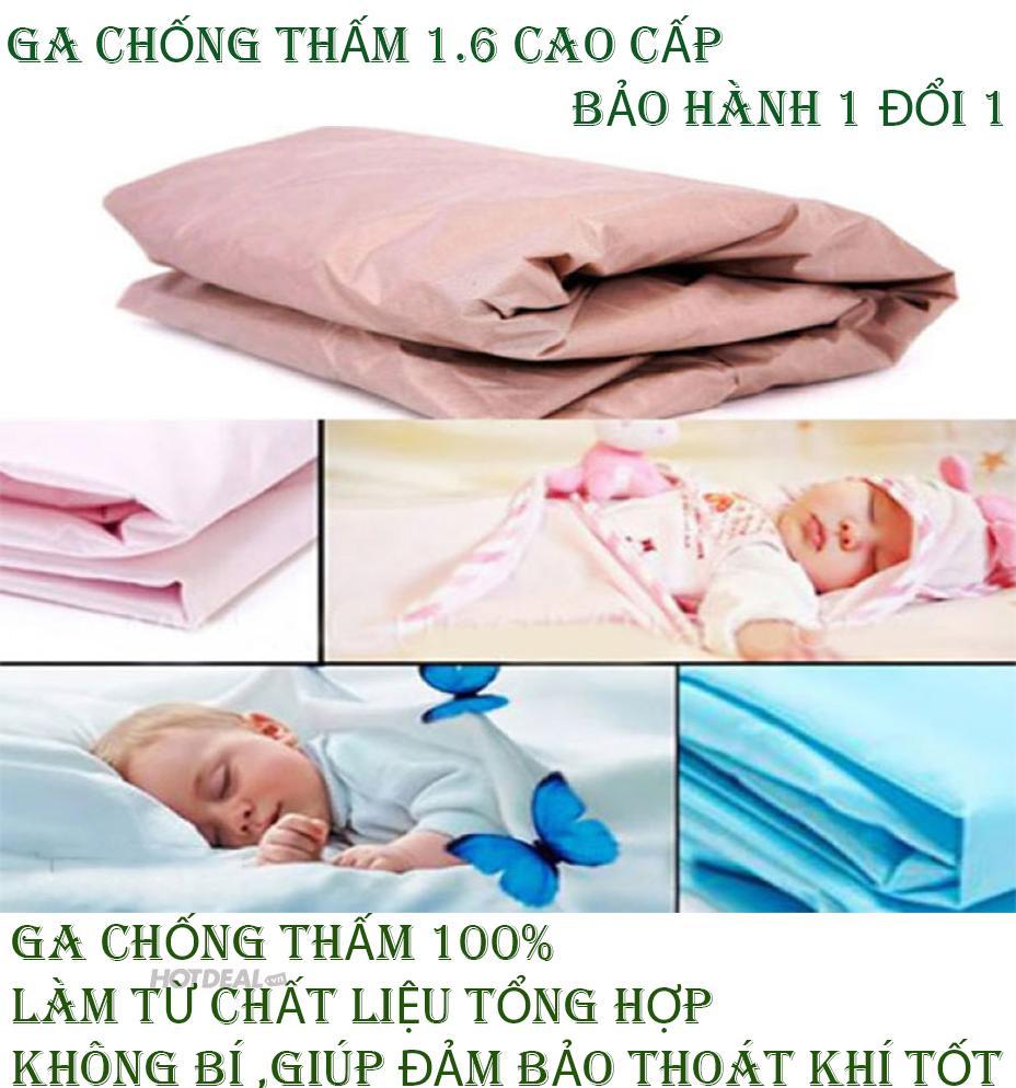 Các Mẫu Giường Ngủ Đẹp.Mua Ga Chống Thấm A1.6M Loại Cao CẤp - Chống Thấm 100%, Không Bí.Rất Tiện Lợi Sang Trọng .Bảo Hành Uy Tín 1 Đổi 1