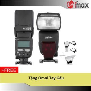 [Trả góp 0%]Đèn Flash Yongnuo YN685 Wireless For Nikon + Omni thumbnail