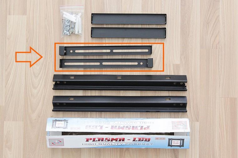 Khung treo Tivi LCD - LED cố định 42 inch đến 52 inch Vinh Phát VV