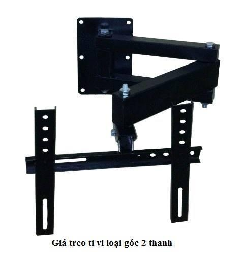 khung treo tivi góc 2 tay đòn 42-60 inch Hà Thành