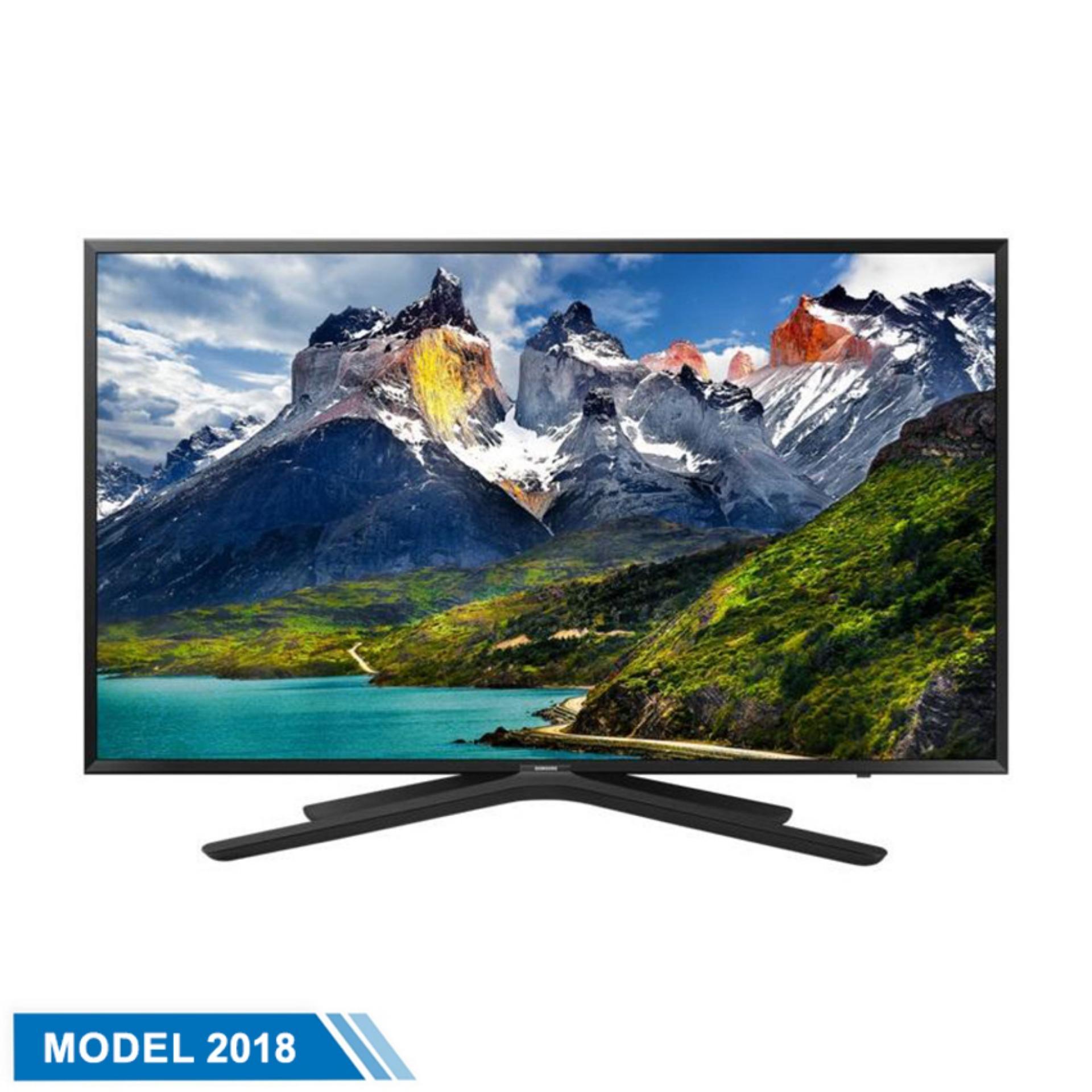 Smart TV Samsung 43inch Full HD - Model UA43N5500AKXXV (Đen) - Hãng phân phối chính thức
