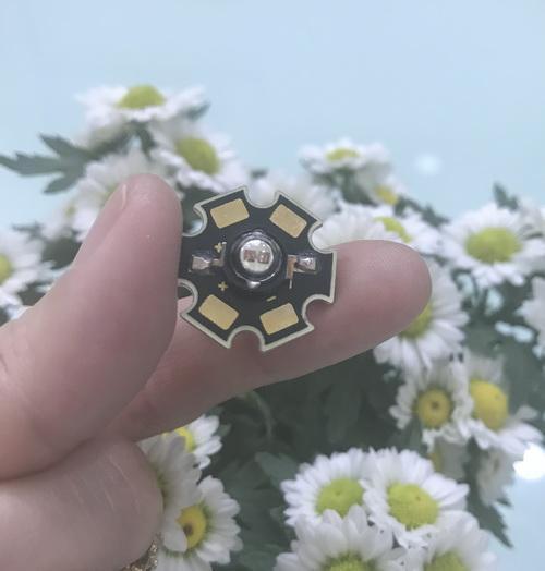 Led Luxeon 3W màu Đỏ HG (chíp led Đài Loan)