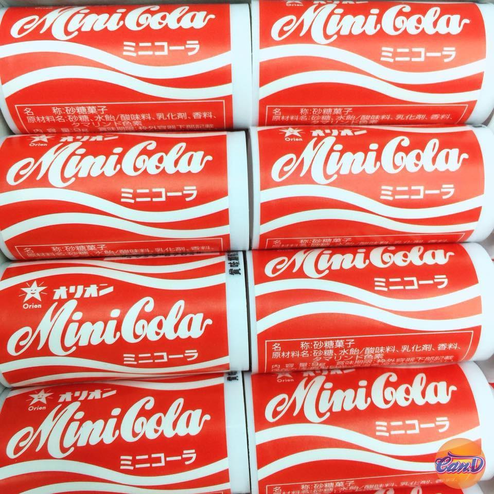 Kẹo Mini Cola 9gr