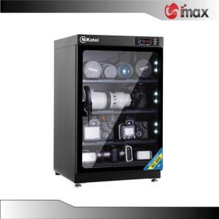 [Trả góp 0%]Tủ chống ẩm Nikatei NC-80S BLACK (80 lít) thumbnail