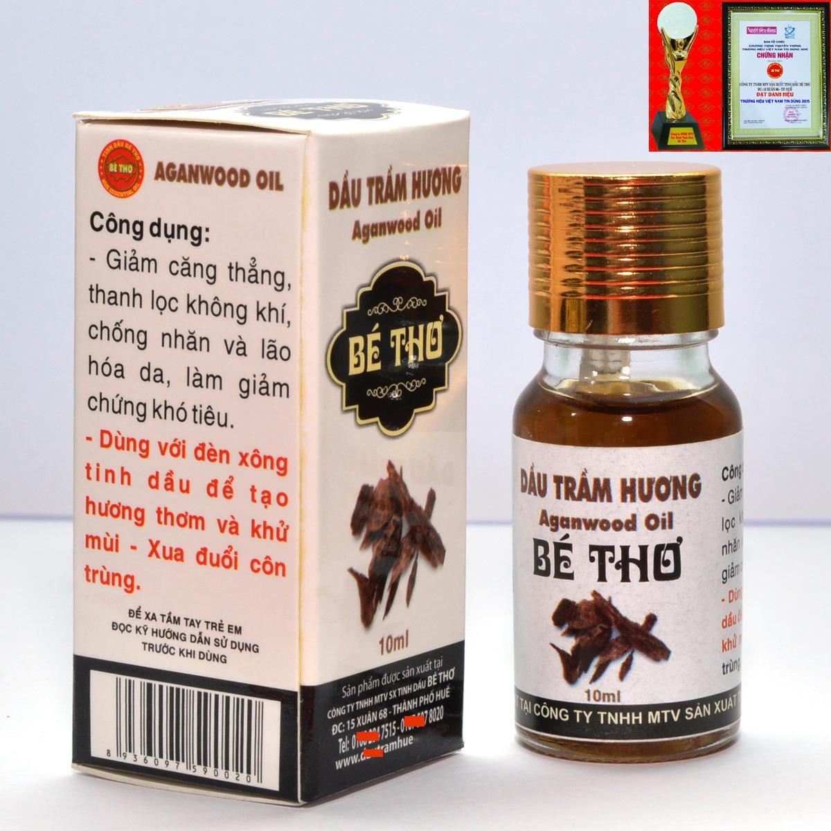 Tinh dầu thiên nhiên trầm hương 10ml