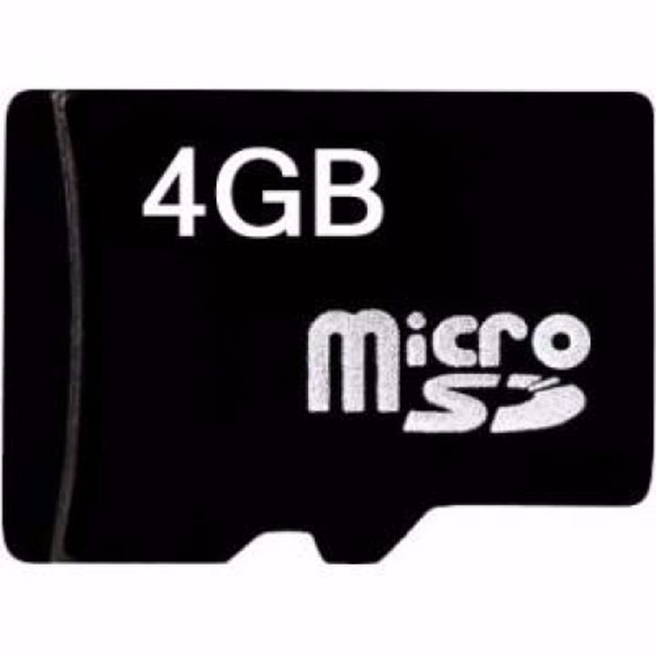 Thẻ nhớ Micro Memory Card SD 4GB