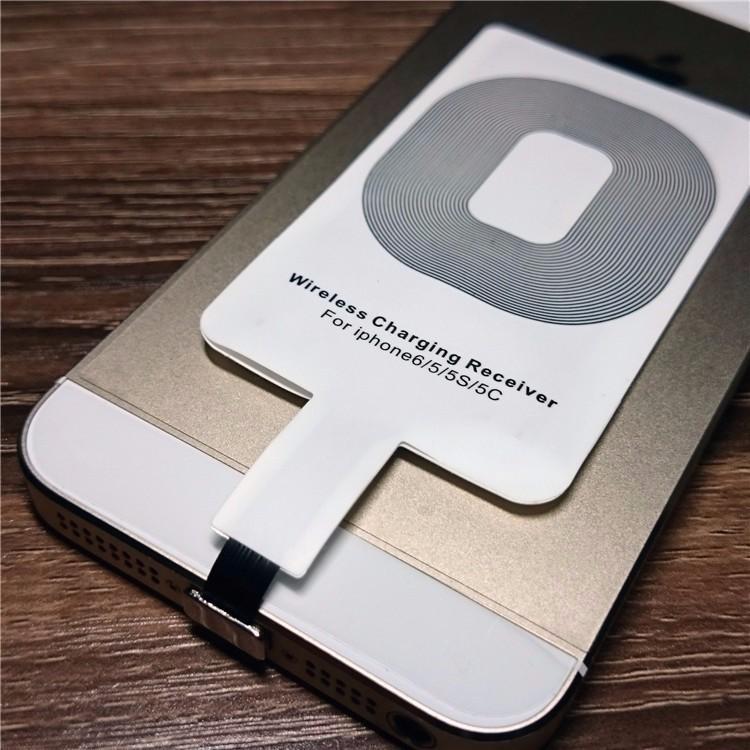 Miếng dán sạc không dây receiver iPhone