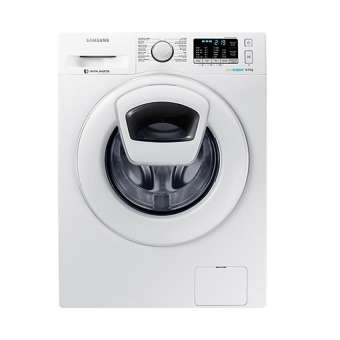 Máy giặt cửa trước Inverter AddWash Samsung WW80K5410WW/SV (8.0kg)