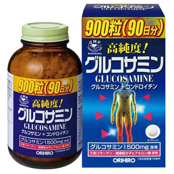 Thuốc Bổ Xương Khớp Glucosamine Orihiro 900 Viên Nhật