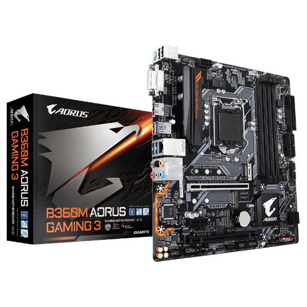 Mainboard Gigabyte B360M Aorus Gaming 3
