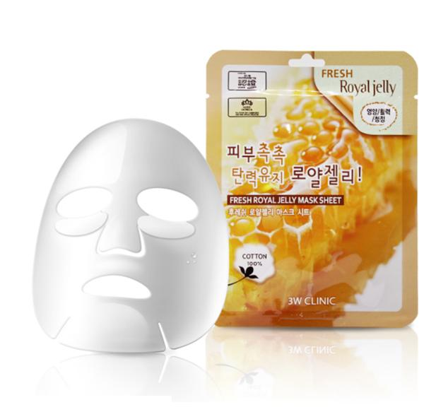 Bộ 10 gói mặt nạ chiết xuất khoai tây 3W Clinic Fresh Potato Mask ...