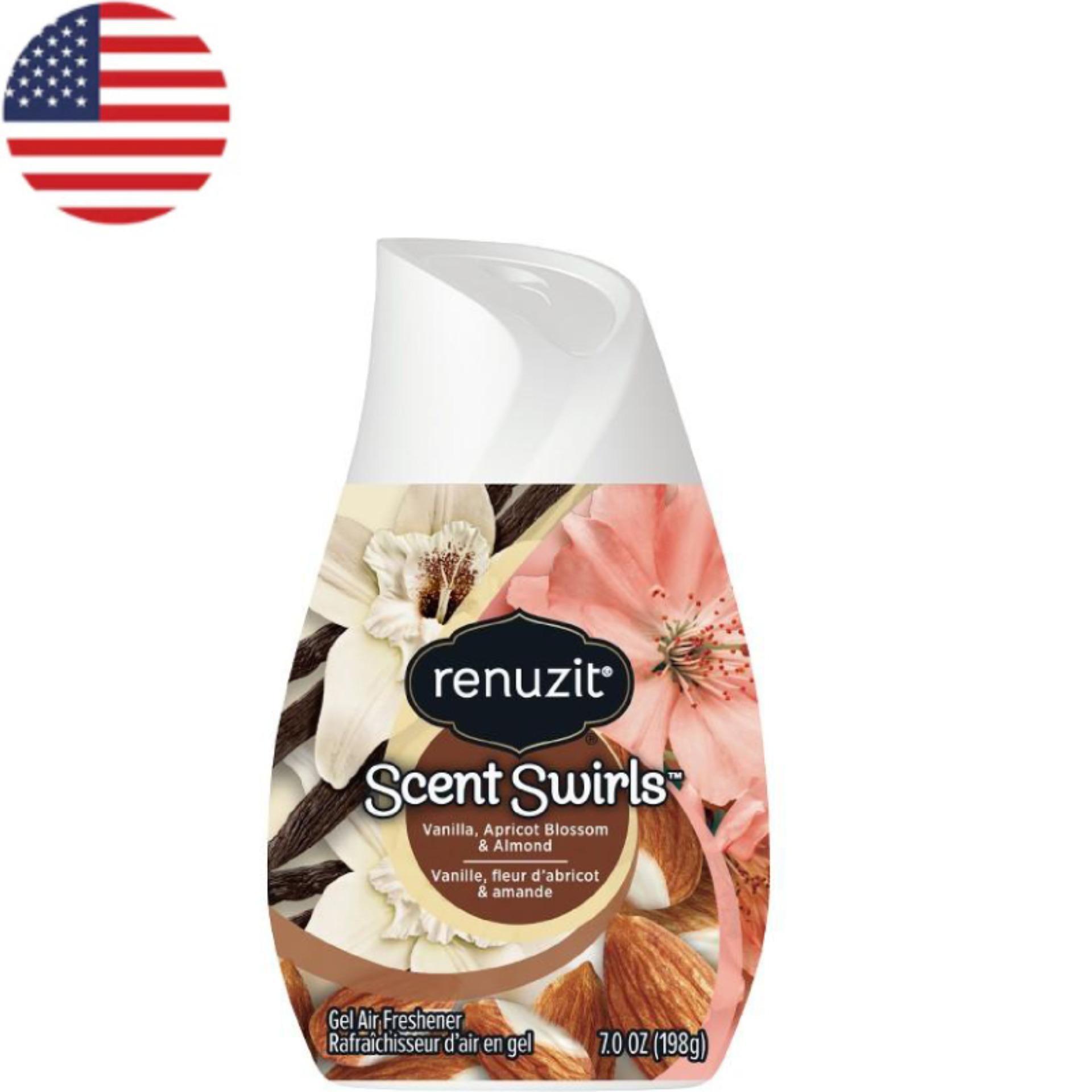 Sáp thơm phòng Renuzit Simly Vanilla 198g - Nhập khẩu Mỹ