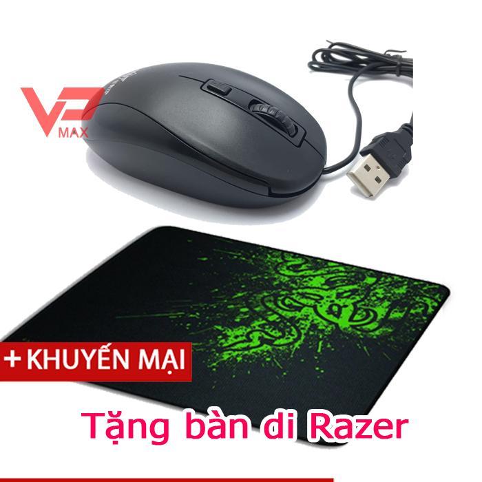 Chuột Gaming Warship GM100 tặng lót Razer
