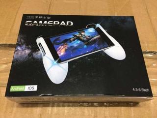 [HCM]Tay cầm game cho điện thoại full màn hình dưới 6.3 inch Gamepad Detek K18 thumbnail