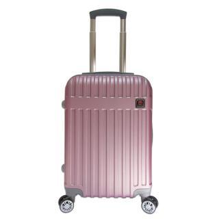Vali siêu nhẹ nhỏ xách tay 7Kg nhựa nhám cần kéo tốt vàng hồng TA426 thumbnail